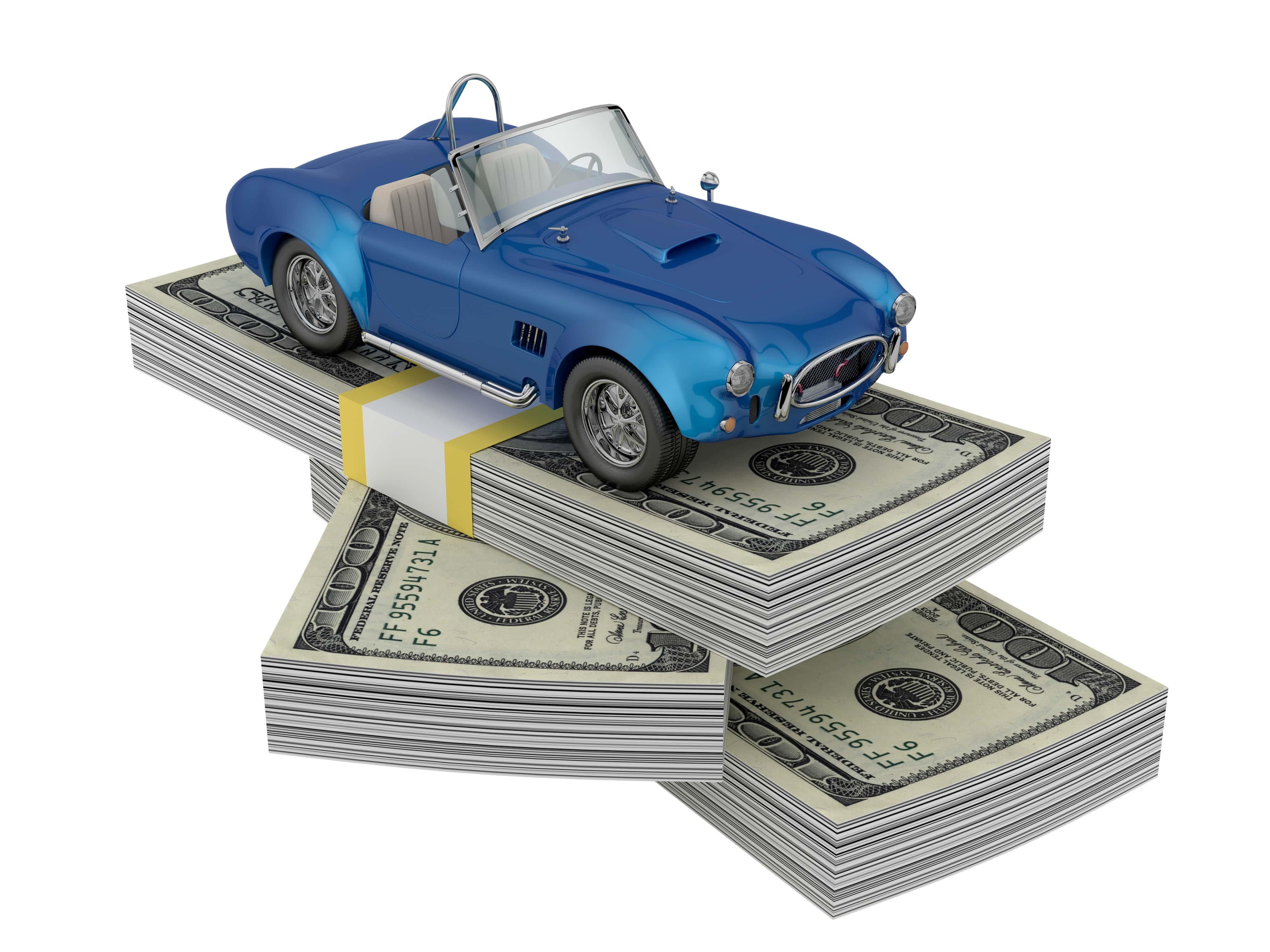 Classic Car Title Loans for Cash