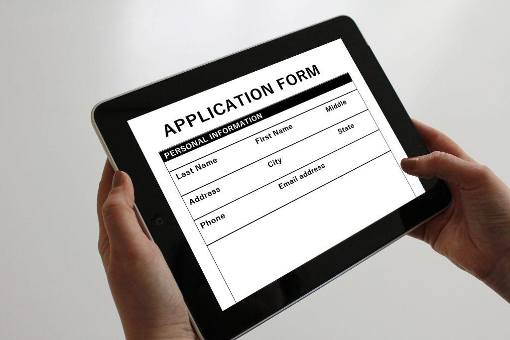 Car Title Loan Application