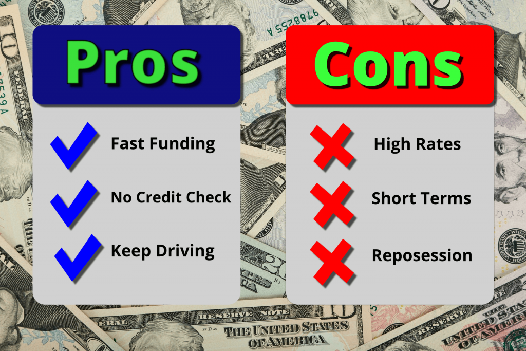 title loan pros and cons