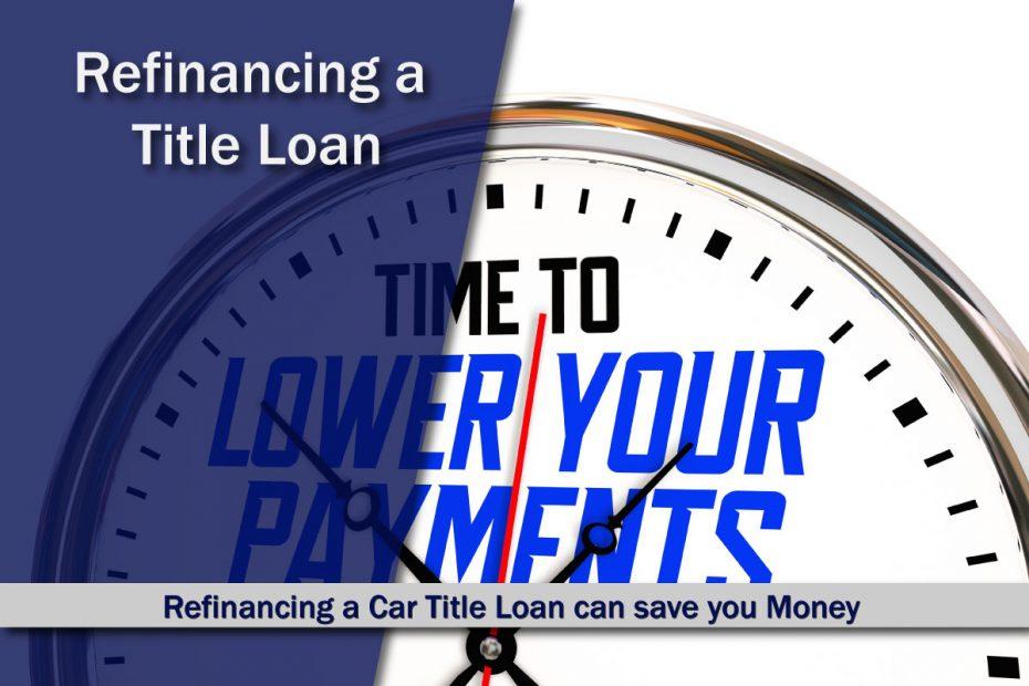 Refinance Title Loan