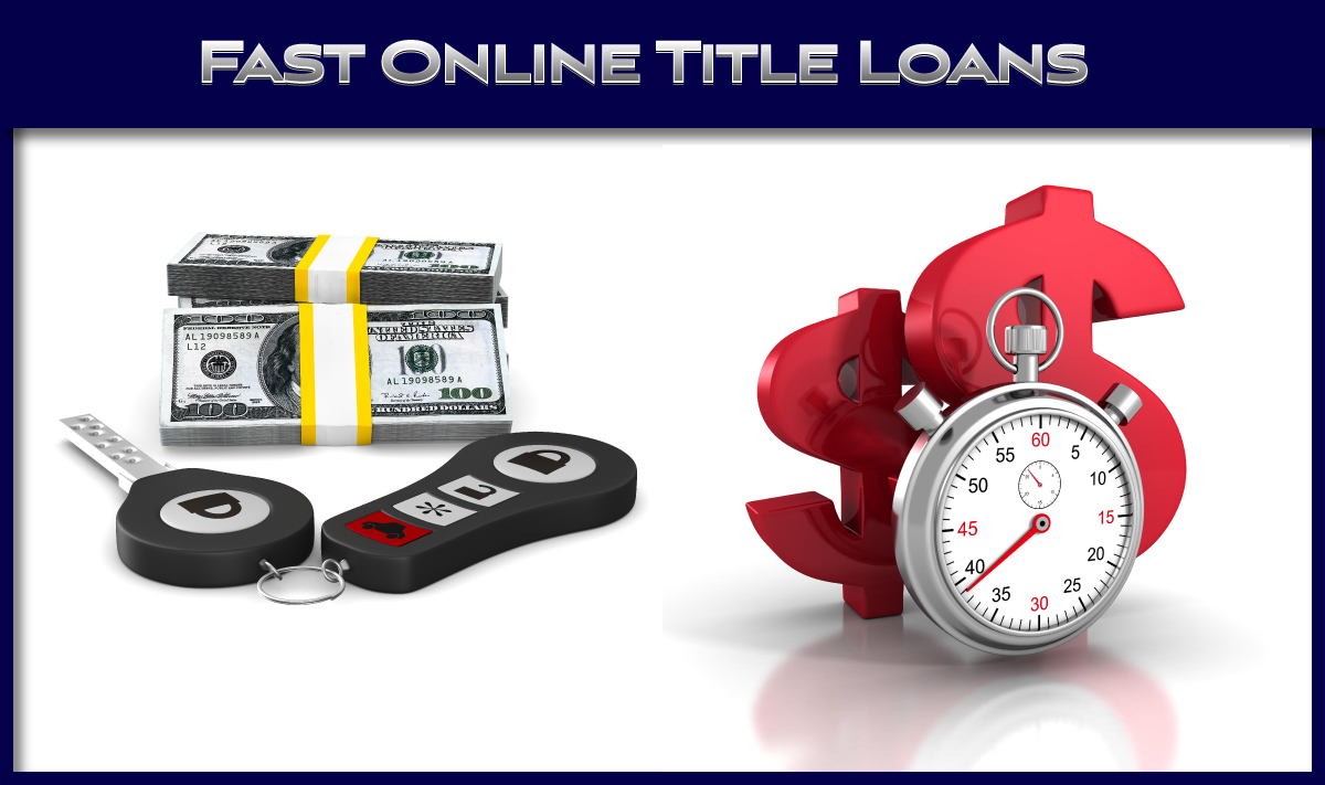 Fast Online Title Loan collateral